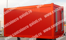 container dormitor second hand Harghita